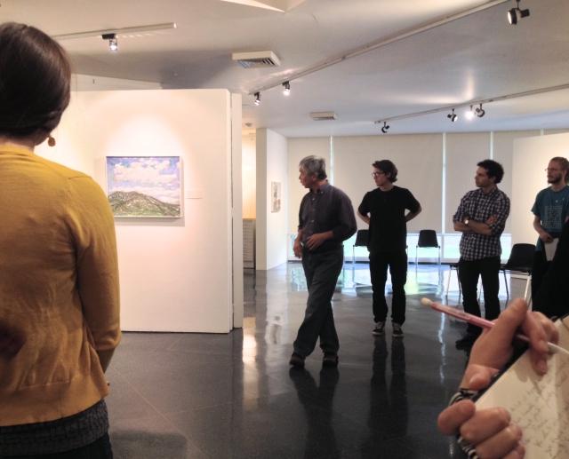 Brian Chu - artist talk