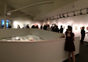 Opening Reception: MFA Thesis ExhibitionII