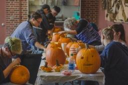 Pop-Up Pumpkin Party